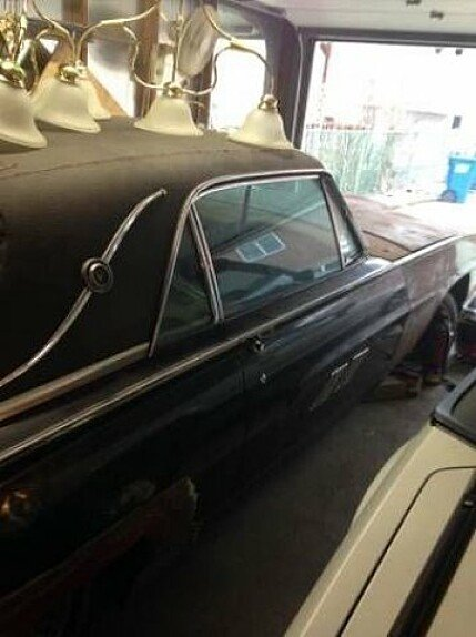 1963 Ford Thunderbird for sale 100825790
