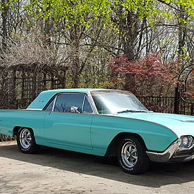 1963 Ford Thunderbird for sale 100875728
