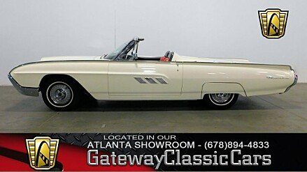 1963 Ford Thunderbird for sale 100922509