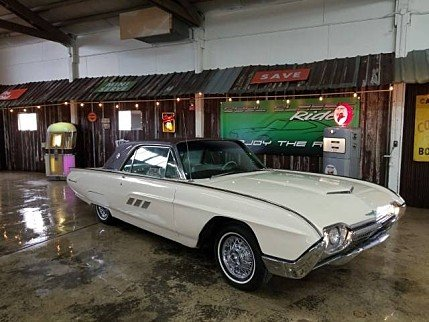 1963 Ford Thunderbird for sale 100976415