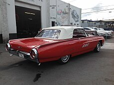1963 Ford Thunderbird for sale 100978649
