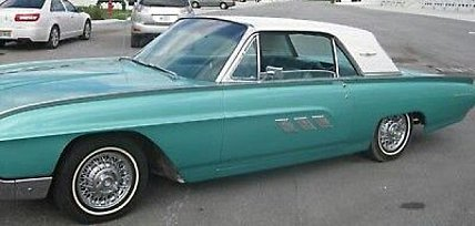 1963 Ford Thunderbird for sale 100995475