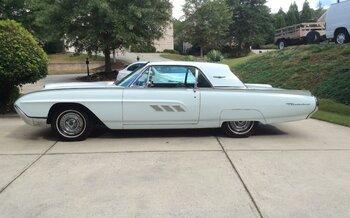 1963 Ford Thunderbird Sport for sale 101032741