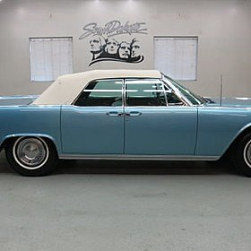 1963 Lincoln Continental for sale 100743544