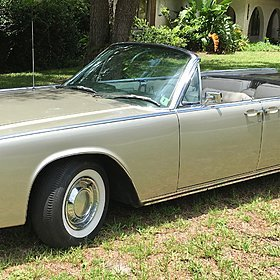 1963 Lincoln Continental for sale 100884825