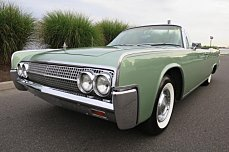 1963 Lincoln Continental for sale 100895742