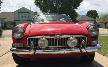 1963 MG MGB for sale 100959810