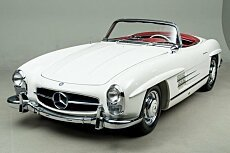 1963 Mercedes-Benz 300SL for sale 100853280