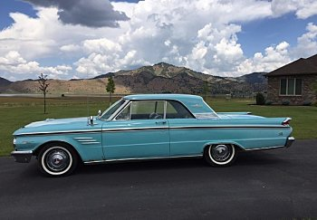 1963 Mercury Meteor for sale 100919636