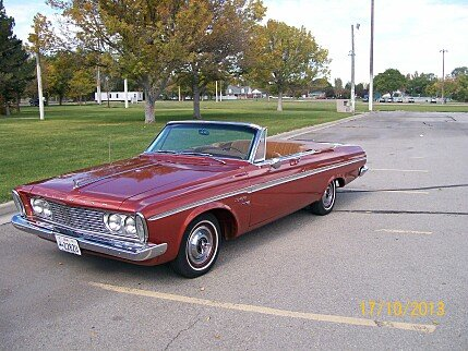 1963 Plymouth Fury for sale 100778210