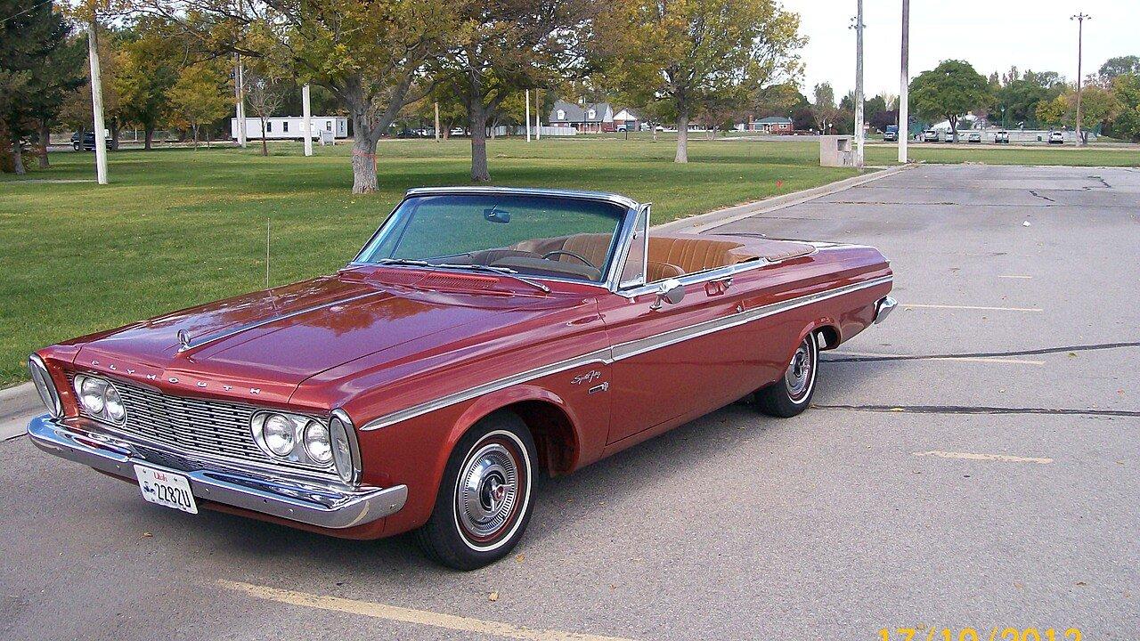 1963 plymouth fury for sale near south jordan utah 84009 classics on autotrader. Black Bedroom Furniture Sets. Home Design Ideas