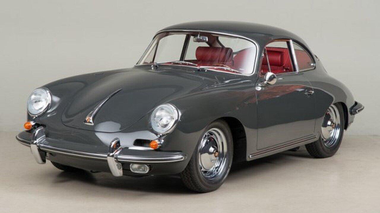 1963 Porsche 356 For Sale Near Scotts Valley California