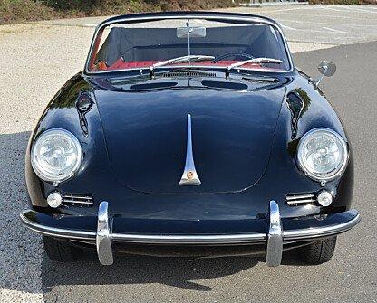 1963 Porsche 356 B Cabriolet for sale 100966352