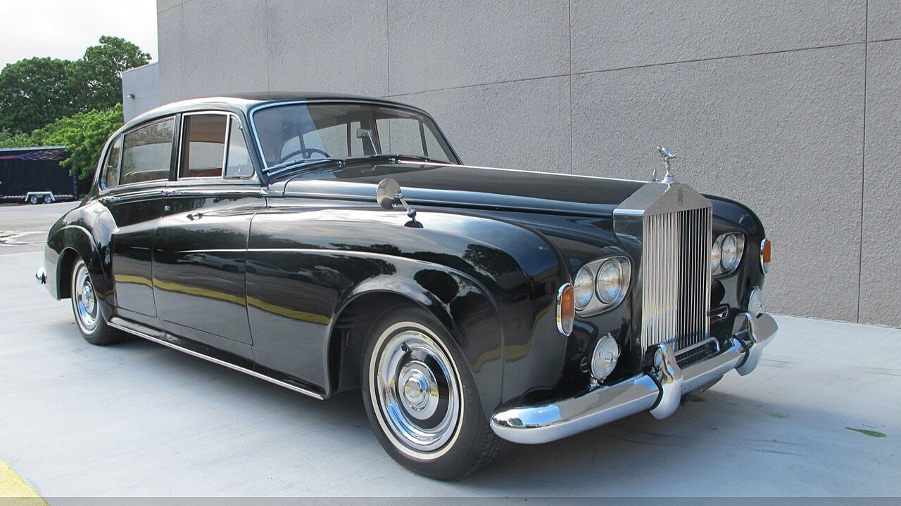 1963 Rolls-Royce Other Rolls-Royce Models for sale 100959826