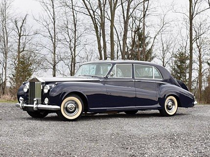 1963 Rolls-Royce Phantom for sale 100995265