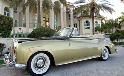 1963 Rolls-Royce Silver Cloud for sale 100737796