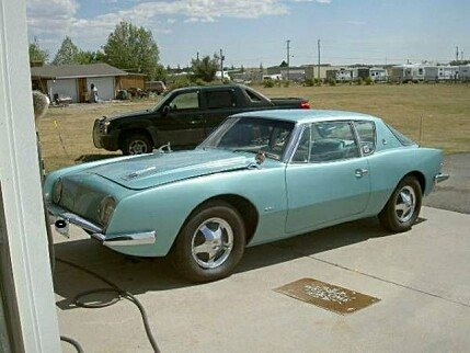 1963 Studebaker Avanti for sale 100872165