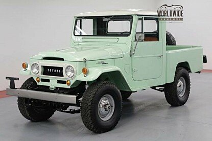 1963 Toyota Land Cruiser for sale 101018970