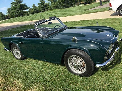 1963 Triumph TR4 for sale 100922422