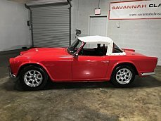 1963 Triumph TR4 for sale 100960143