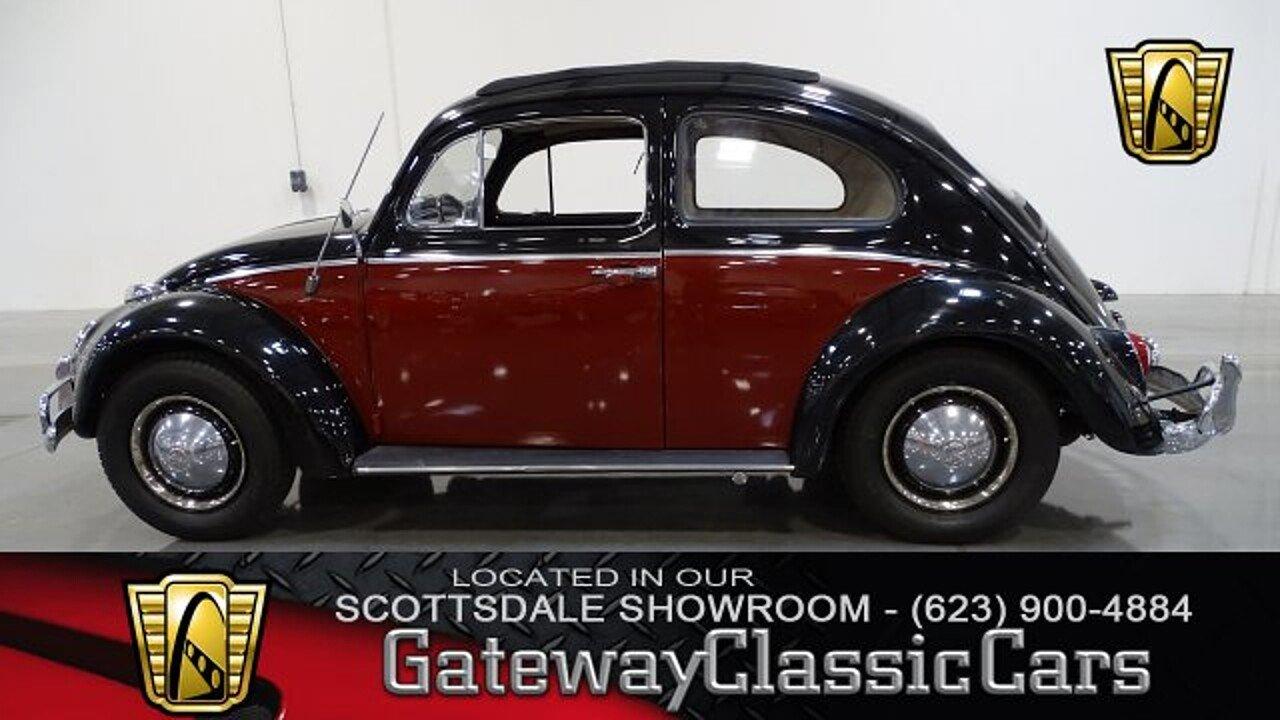 1963 Volkswagen Beetle for sale near O Fallon, Illinois 62269 ...