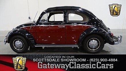 1963 Volkswagen Beetle for sale 100921827