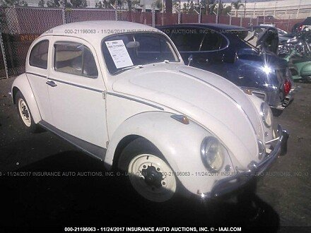1963 Volkswagen Beetle for sale 101016284