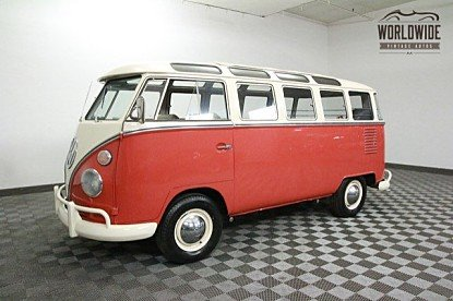 1963 Volkswagen Vans for sale 100774422