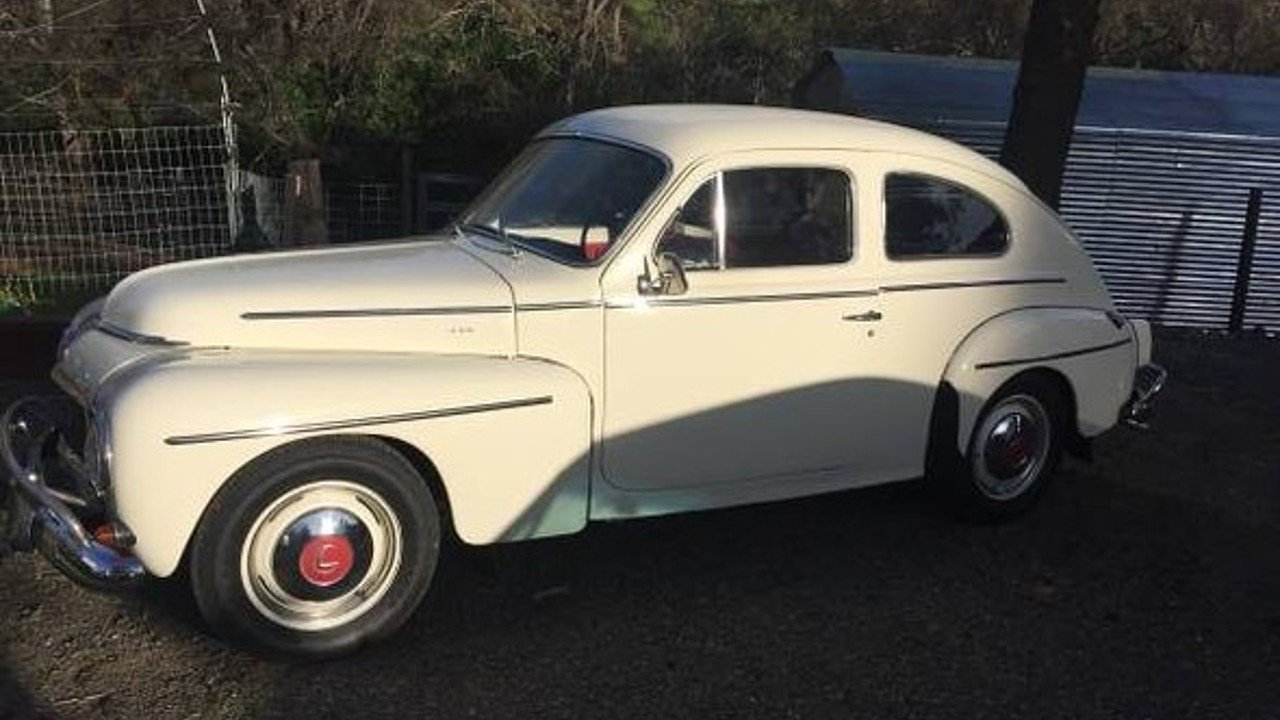 1963 Volvo PV544 for sale 101027124