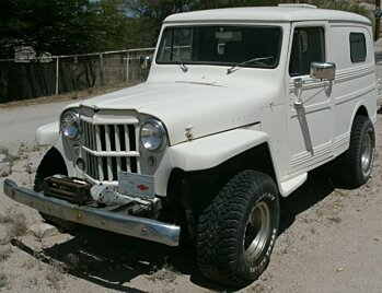 1963 Willys Other Willys Models for sale 100892894