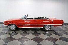 1963 chevrolet Impala for sale 101000079