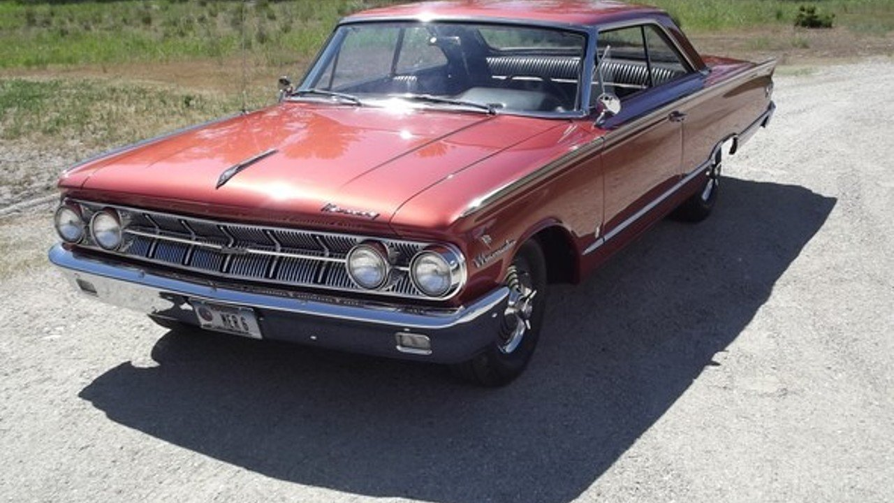 1963 mercury Marauder for sale 100988426