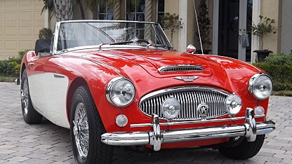 1964 Austin-Healey 3000MKIII for sale 100747696