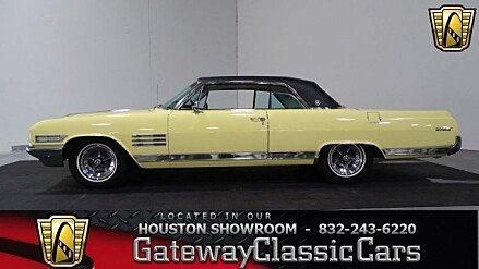 1964 Buick Wildcat for sale 100946819