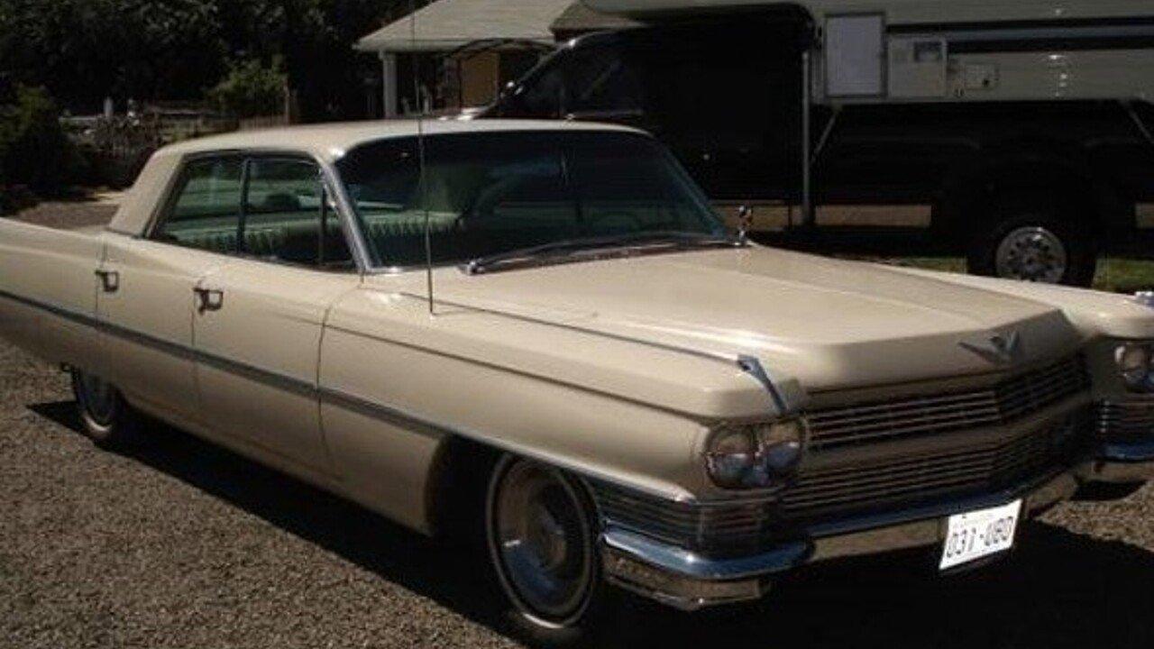 1964 Cadillac De Ville for sale near LAS VEGAS, Nevada 89119 ...
