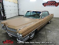 1964 Cadillac De Ville for sale 100749255
