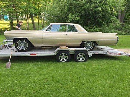1964 Cadillac De Ville for sale 100825810