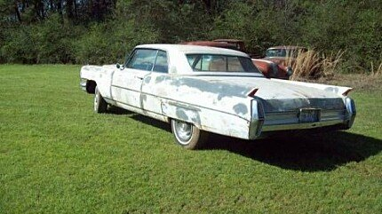 1964 Cadillac De Ville for sale 100865749