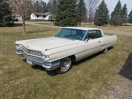 1964 Cadillac De Ville for sale 100867239