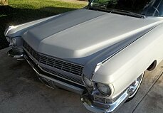 1964 Cadillac De Ville for sale 100896640