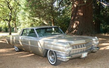 1964 Cadillac De Ville Coupe for sale 101047207
