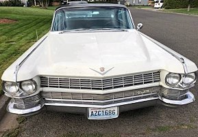 1964 Cadillac De Ville for sale 101050119