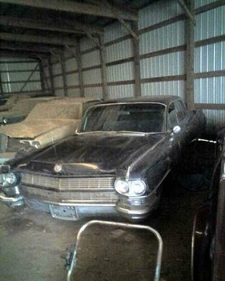 1964 Cadillac Fleetwood for sale 100826775