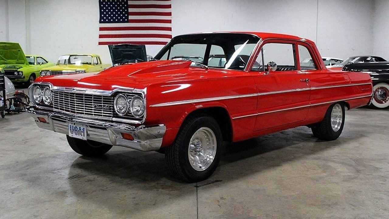 1964 Chevrolet Bel Air for sale 100943228