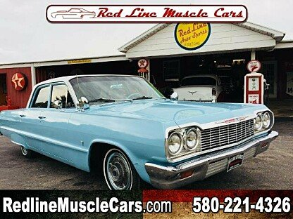 1964 Chevrolet Bel Air for sale 101006013
