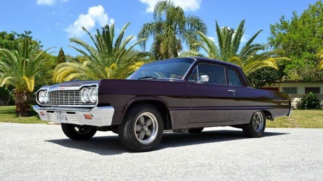 1964 Chevrolet Biscayne for sale 100859788