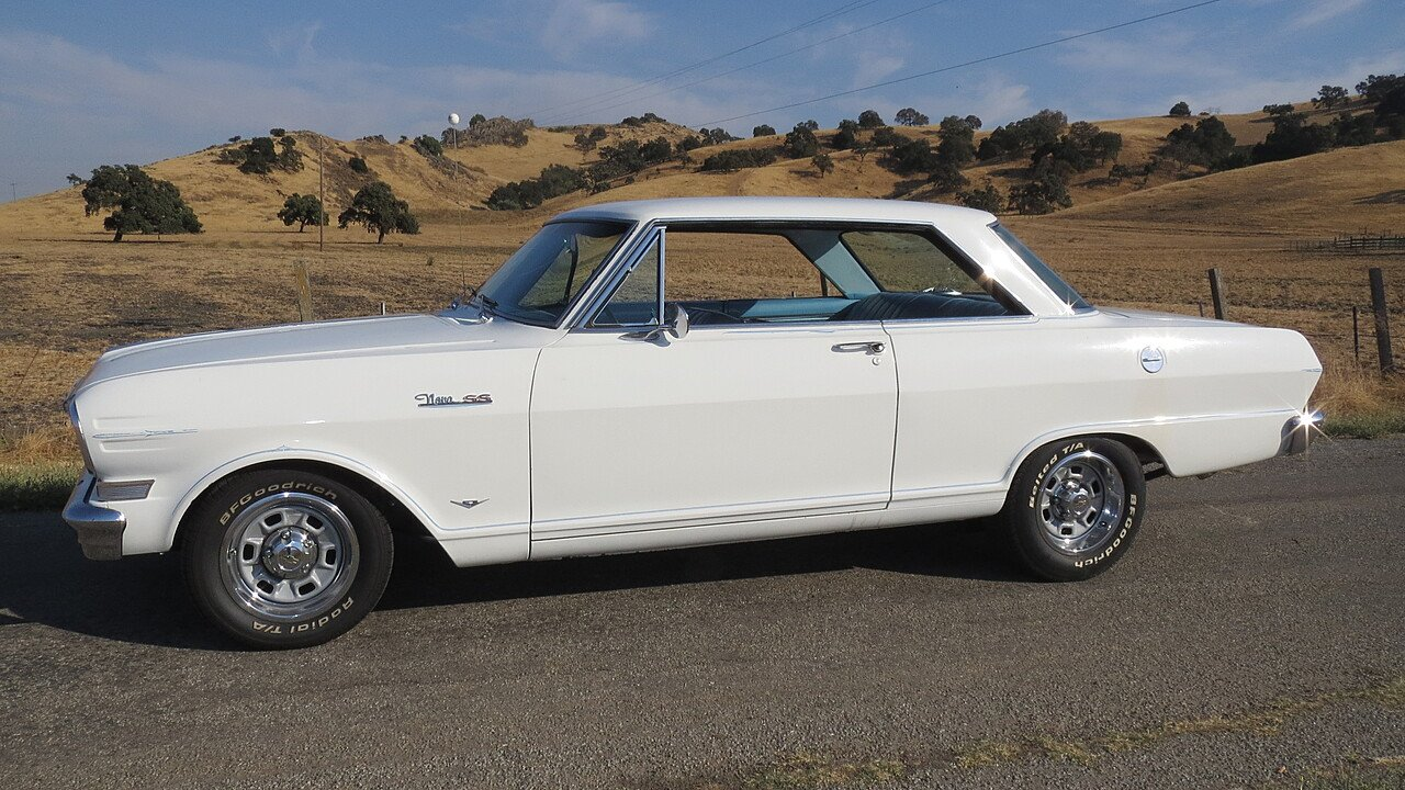 1964 Chevrolet Chevy II for sale 100890867