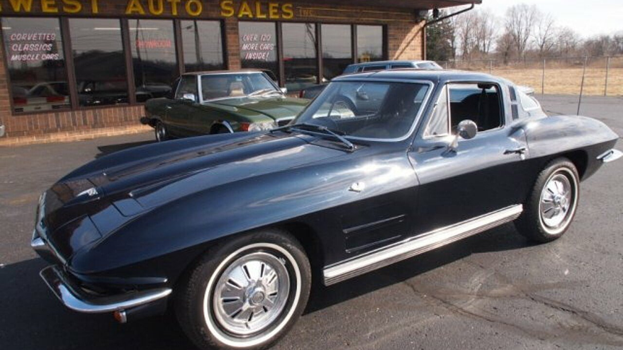 Corvette 1964 chevrolet corvette : 1964 Chevrolet Corvette for sale near North Canton, Ohio 44720 ...