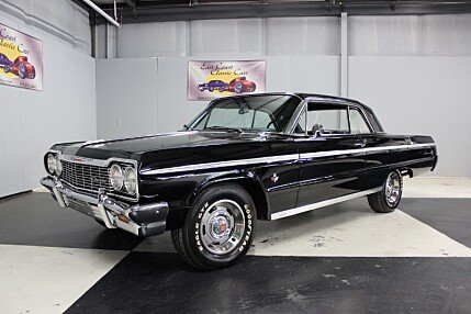 classic chevrolet impalas for sale classics on autotrader. Black Bedroom Furniture Sets. Home Design Ideas
