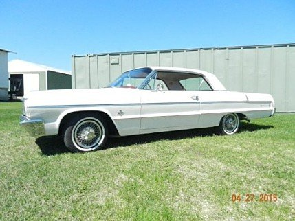1964 Chevrolet Impala for sale 100826045